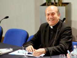 Mons. Sigalini al Consiglio Nazionale e a tutta l'associazione