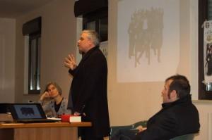2013.02.23 Incontro con gli studenti Liceo Scientifico