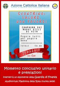 Scontrino: valore non favore! Concluso il percorso di educazione fiscale promosso dall'Azione Cattolica Diocesana
