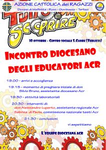 ACR - Incontro diocesano degli educatori Acr @ Auditorium Museo Diocesano  | Molfetta | Puglia | Italia