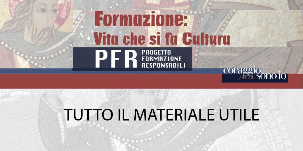 Materiale utile PFR