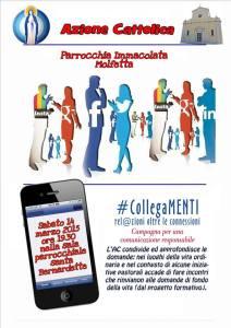 Incontro di presentazione della campagna presso la parrocchia Immacolata di Molfetta @ Parrocchia Immacolata, Molfetta | Molfetta | Puglia | Italia