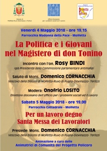La Politica e i Giovani nel Magistero di don Tonino