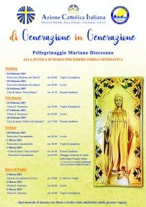 di Generazione in Generazione - Pellegrinaggio mariano diocesano