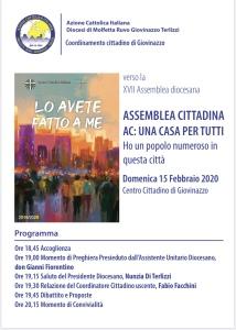 Assemblea cittadina Giovinazzo
