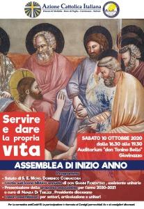Assemblea diocesana di inizio anno  @ Parrocchia Immacolata Giovinazzo