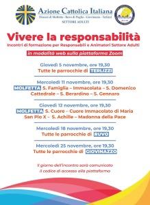 SA - Formazione per Responsabili e Animatori: Vivere la responsabilità (Giovinazzo)