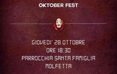 LA SCUOLA DI CARTA L' Oktoberfest del MSAC